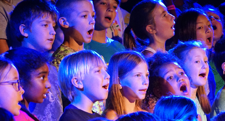Children's Choirs