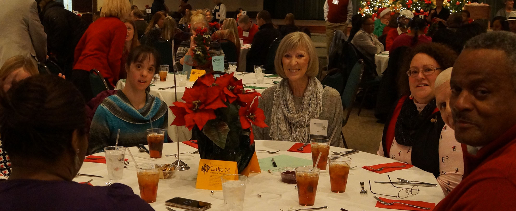 Luke 14 Banquets: