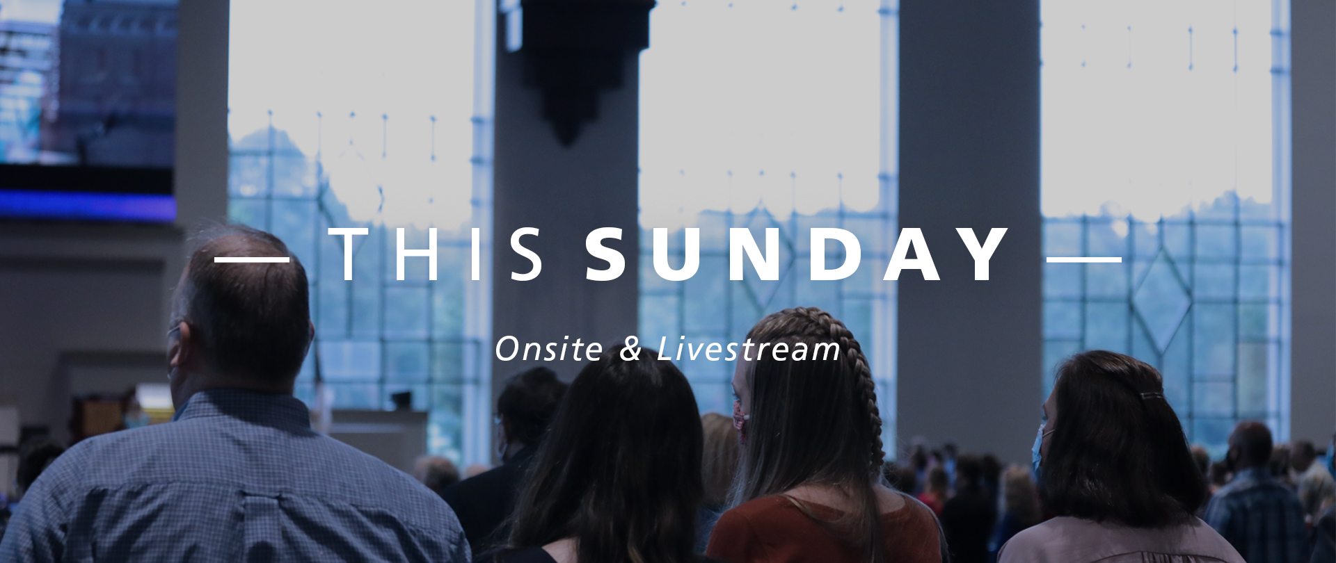 This Sunday at Calvary