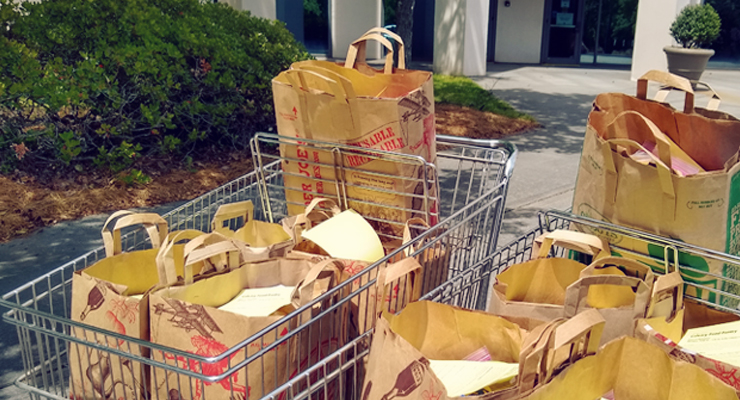 Calvary Food Pantry Donations